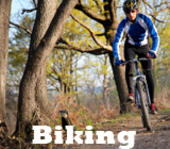 Biking Delaware Outdoor Trail
