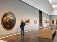 Gallery at Museum of Fine Arts in Houston