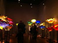 Macchia exhibit - Chihuly Garden and Glass in Seattle
