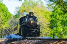 CHA_Spring_Tennessee Valley Railroad Museum