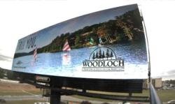 2017 Summer Marketing Campaign - Digital Billboard - Woodloch Resort
