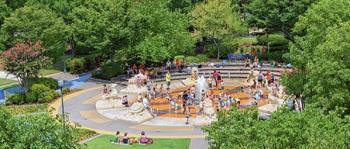 Coolidge fountain