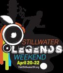 Legends Weekend 2018 Logo