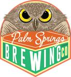 Palm Springs Brewing Co Logo