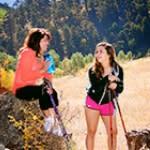 Teenagers-hiking