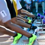 NCAA Championships - Starting Line