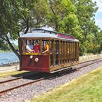 Trolley Car 36