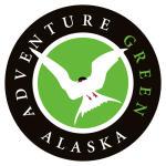 Adventure Green Alaska Logo - Explore Fairbanks Sustainability