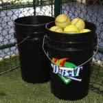 D-BAT New Braunfels bucket of balls
