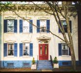 Home in Schenectady's Stockade District
