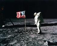 NASA Celebrates Moon Landing Anniversary