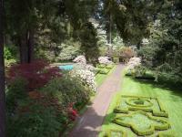 Lakewold Gardens in Lakewood, WA
