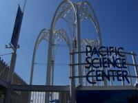 Explore the Pacific Science Center in Seattle Washington