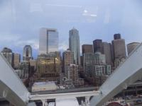 Seattle Great Wheel Blog View of Downtown
