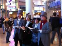 Holiday Entertainment and Travel Tips from Sea-Tac Airport - Christmas Performance