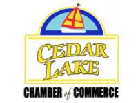 Cedar Lake Chamber logo