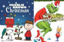 charlie brown and grinch PAC movie