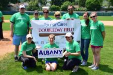 Doubleday Field Tourism care Hospitality Gives Back