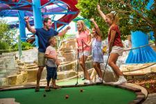 Daytona Lagoon Mini Golf Putt Putt