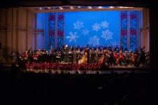 Symphony holiday performance