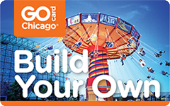 Go Chicago Card - Build Your Own