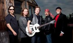 George Thorogood and band