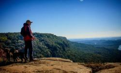Hiking in Chatt