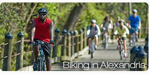 Biking in ALX