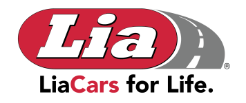 Lia Cars for Life logo