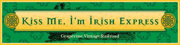 Kiss Me I'm Irish Express