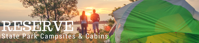 Reserve State Park Campsites & Cabins