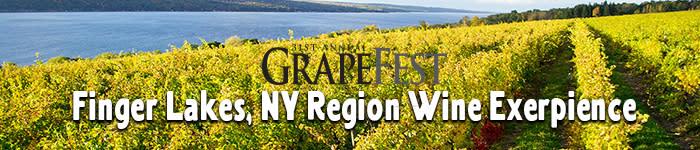 Finger Lakes, New York Wines