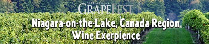 Niagara-on-the-Lake Canada Wines