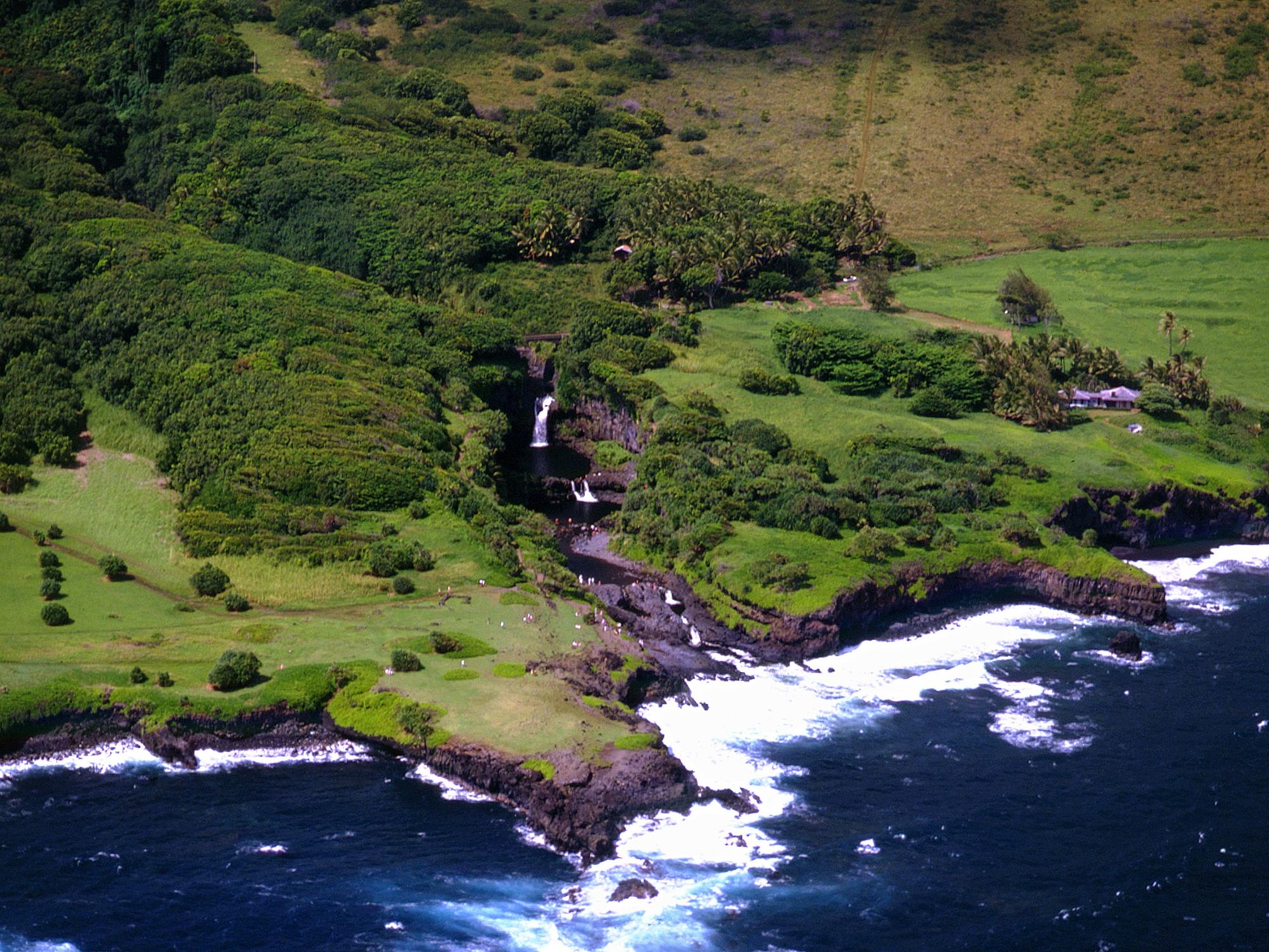 Pools of Oheo, Maui