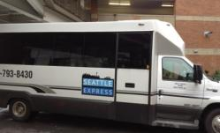 Seattle Transportation Solutions Seattle Express Cruise Shuttle