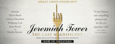 Jeremiah Tower Film Crave