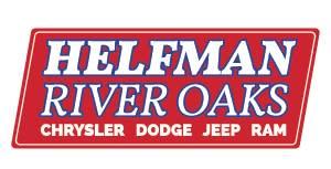 Helfman River Oaks Logo