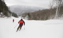 Skiing at Whiteface (ORDA)
