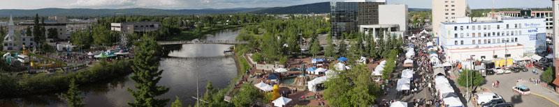 Midnight Sun Festival Fairbanks Alaska