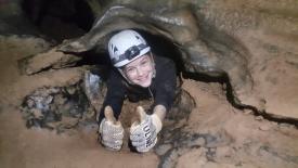 Raccoon Mountain Caverns_Wild Cave Tour