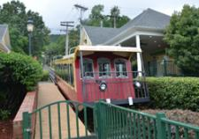 Chattanooga Tennessee Incline Railway