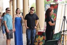 Downtown Chandler Art Walk