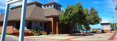 Visitor Center Summer