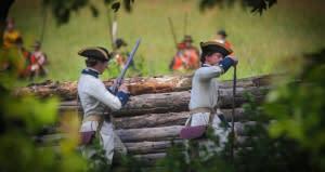 Battle of Carillon Re-Enactment