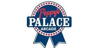 Poppys Palace Arcade logo
