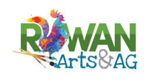 Rowan Arts and Ag Logo