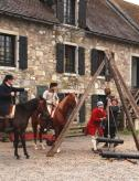 "Fort Ticonderoga's ""The Noble Train Begins"" living history event will take place on December 1st at Fort Ticonderoga!"