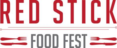 Red Stick Food Fest Logo