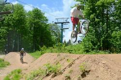 Seven Springs Mountain Resort Bike Park