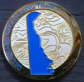 Delaware Geocaching Coin